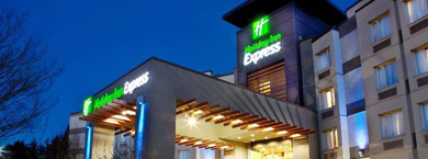 geo.to easy. fast. accurate. Holiday Inn Express locations by you business image